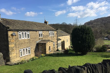 Apartment in converted stable block beautiful view - Halifax - Apartmen