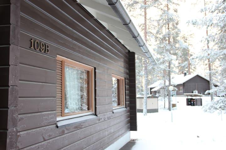 Lomaa-Aika 109B Vierumäki