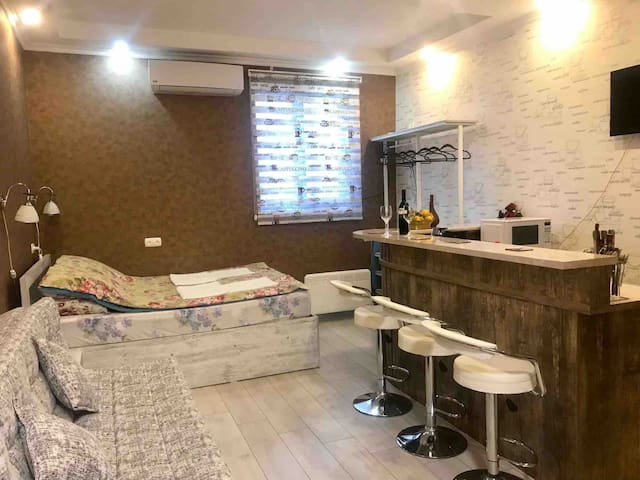 Renovated Apartment in the middle of old town.