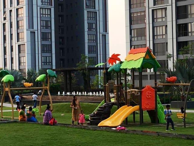 Luxury at affordable cost @41st floor at Kolkata