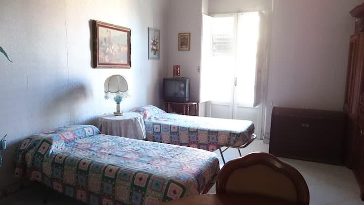 stanza privata in centro