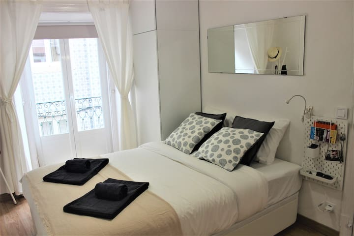 New Loft/Studio Alma do Mundo - City Center