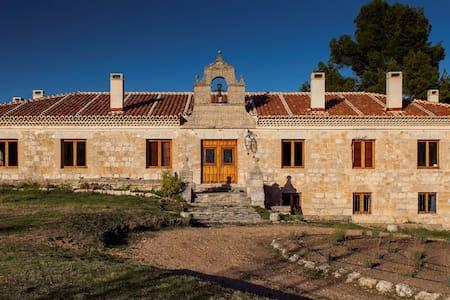 Manor house near Ribera del Duero - Baltanás