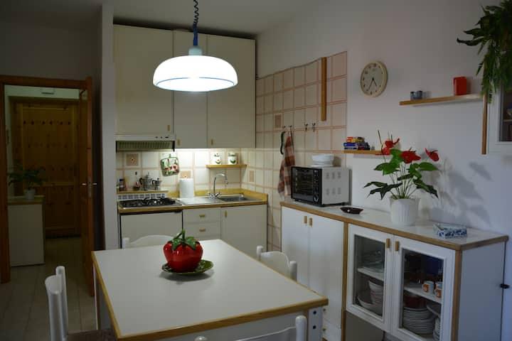 Cosy holiday flat in Roccalumera (near Taormina)