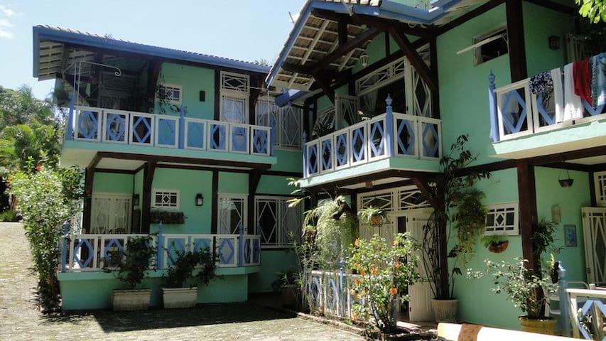 Flat 3  em Ilhabela no Condomínio Real Residence - Ilhabela - Apartment