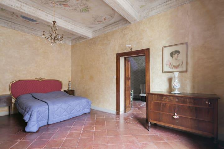 Il Palazzotto di Bagnacavallo-Camera matrimoniale
