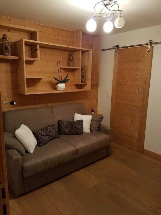 chambre privative