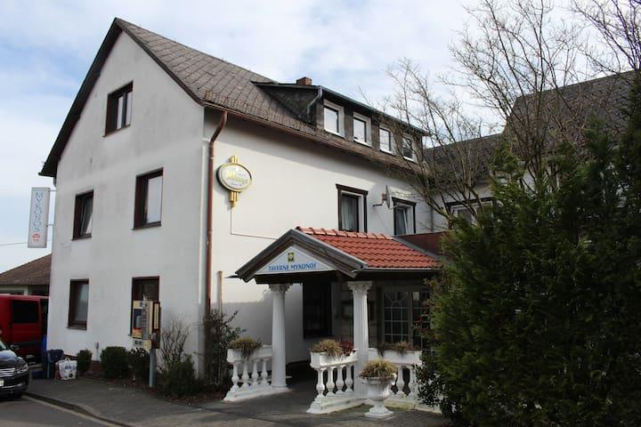 Große Ferienwohnung im Westerwald - Horhausen (Westerwald) - Apartment