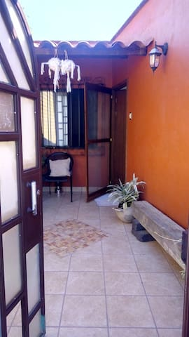 A great and peaceful room for two. - Oaxaca - House
