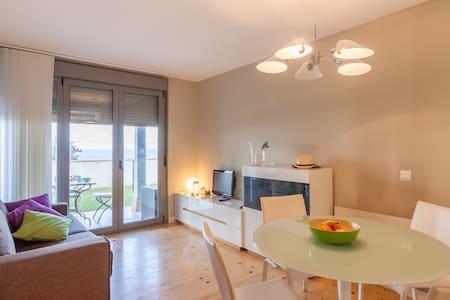 Apartamento con vistas al mar y jardín. - San Vicente de la Barquera - Apartmen