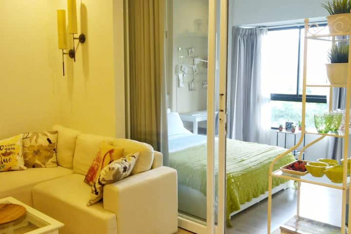 Sweet Holiday home Monthly stay 50% off / 可華語溝通