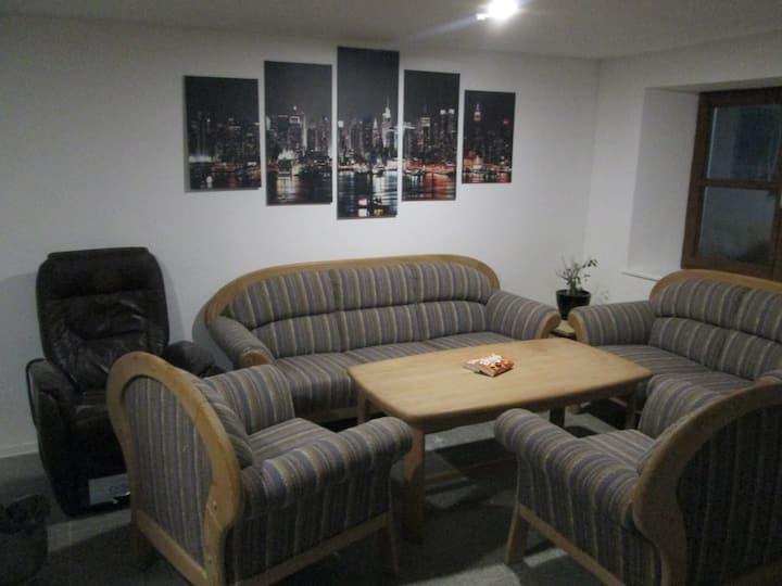 Ruhiges Doppelzimmer in der Nördlinger Stadtmitte