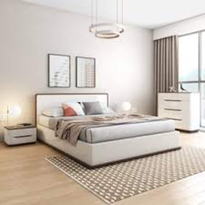 Fully furnished A/C Apartment  Marine drive Cochin