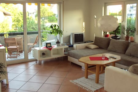 Nice apartment for couples and family with kids - Konstanz - Pis