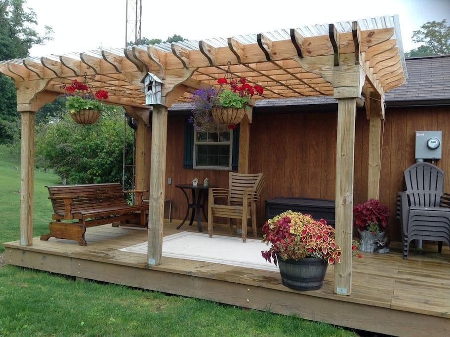 Great Outdoor Spaces!