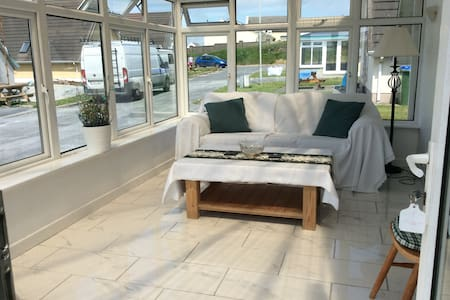 Lahinch house by sea sleeps 8 - Lahinch