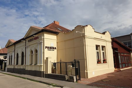 Comfortable accommodation in Nitra