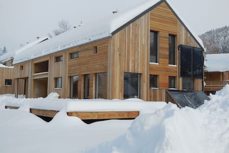 A sweet chalet in Vercors - Huis