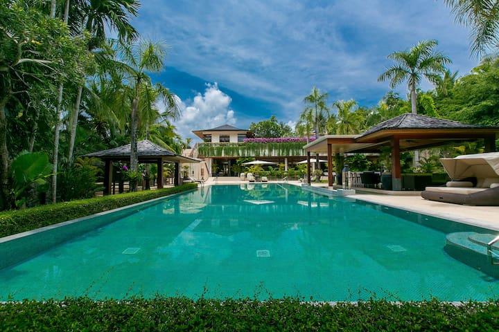 Luxury Villa for Families w/h Kids in Kamala Beach