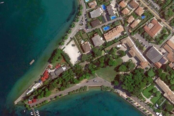 Lakeside apartment with pool - Bardolino - Apartament