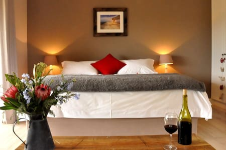 Woodlands Couple Suite, Knysna - Rheenendal - Guesthouse