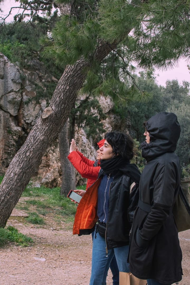 Connect with Athen's nature!