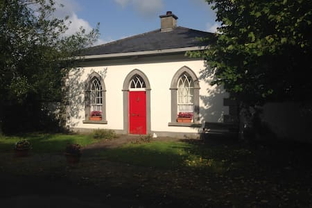 A Charming 18th Century Gate Lodge - Athleague - Chatka