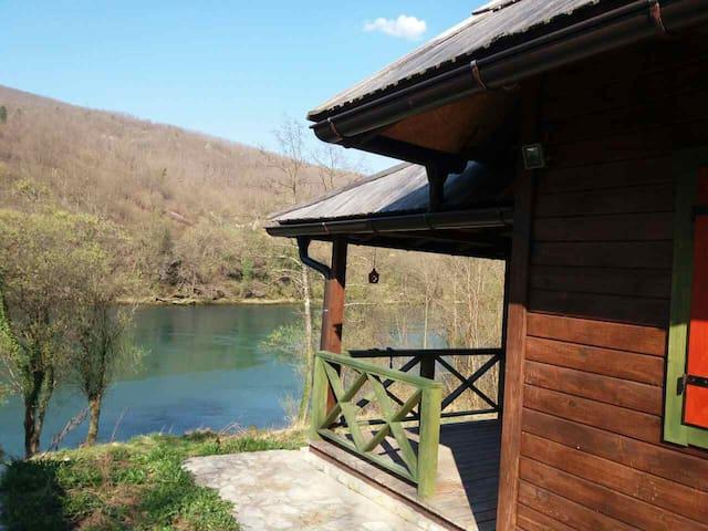 Vacation home on the bay of Drina - Bajina Bašta - Nyaraló
