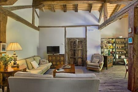 Casa Rural La curva de María en Reserva Saja-Nansa - Terán-Cabuérniga - Rumah