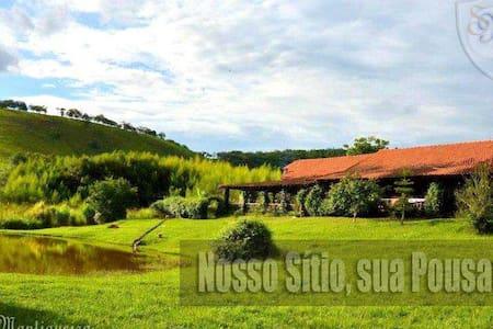 Sitio Pousada Mantiqueira - Camanducaia - Bed & Breakfast