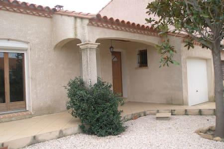 villa Rivesaltes - Rivesaltes