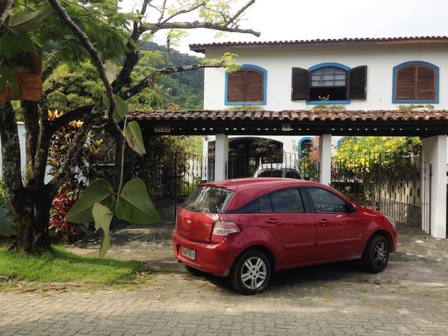 Aconchegante e muito bem cuidada casa de praia - São Sebastião