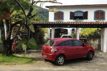 Aconchegante e muito bem cuidada casa de praia - São Sebastião - Talo