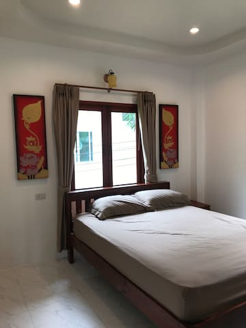 24/8 House ( 2 bedrooms)