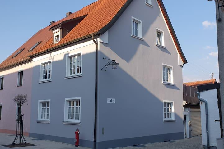 Schönes Altstadthaus