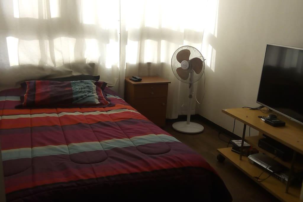 Habitación 2 con clóset