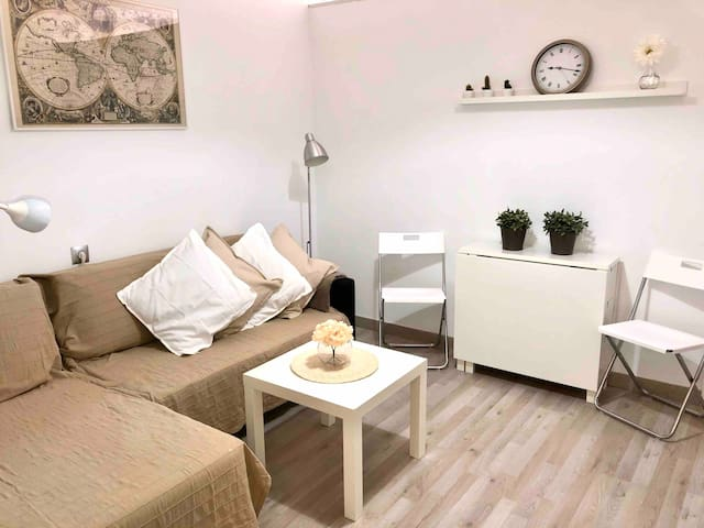 Cozy apartment in Torremolinos