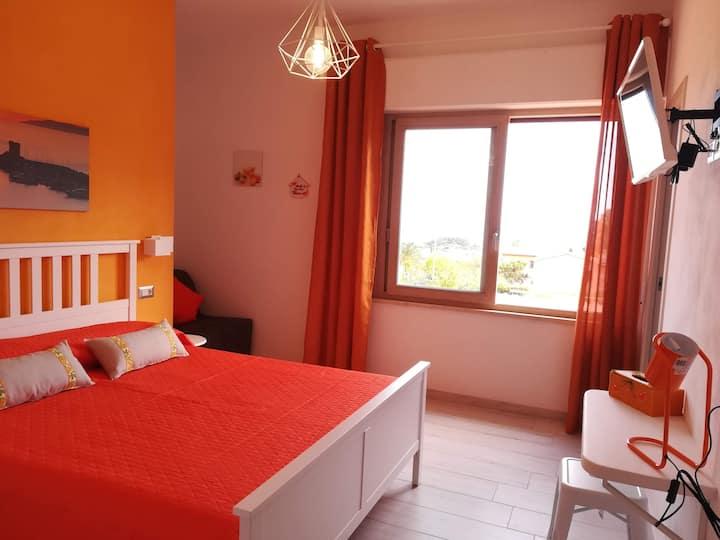 Deluxe Room ''Orange'' Elba Island