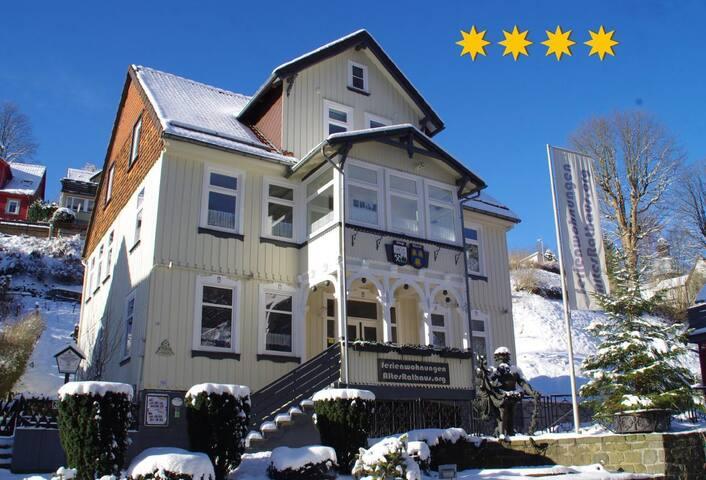 Bürgermeisterwohnung Altesrathaus
