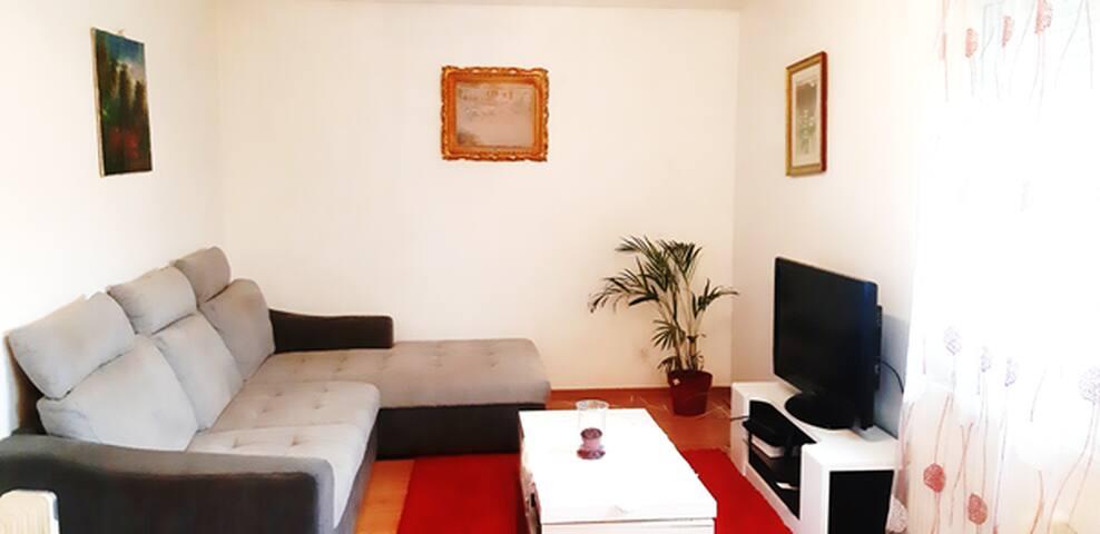 Bel appartement près du Cern de Genève