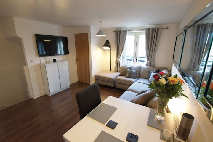 Private room with bathroom in Leeds centre