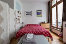 Super cosy 2-room flat in the heart of Paris