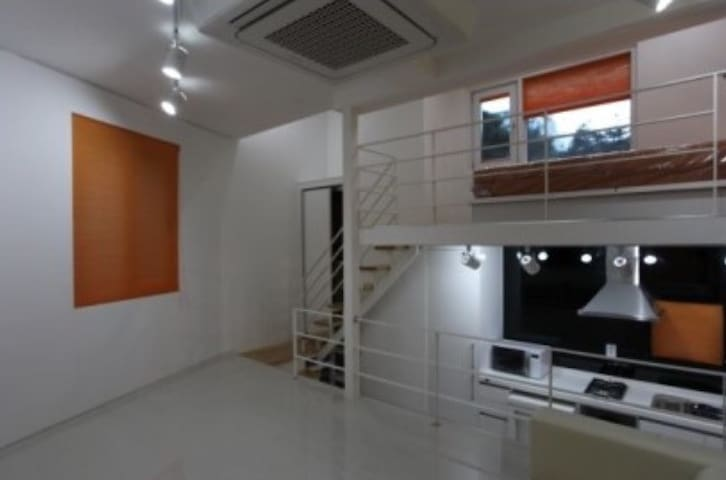 NEW JACUZZI GangNam 5MIN Architecture ITALIA - 서울특별시 - Leilighet