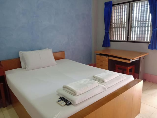 ☆Simple Room in Boutique Hotel☆ River Kwai/Train