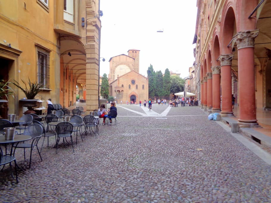 Piazza Sette Chiese