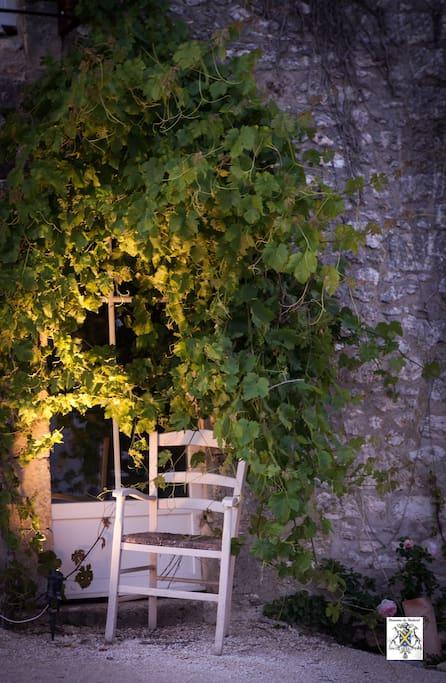 Domaine de Badard 86450 Chenevelles - chambres d'hôtes Domaine de Badard 86450 Chenevelles - Les suites du Potager