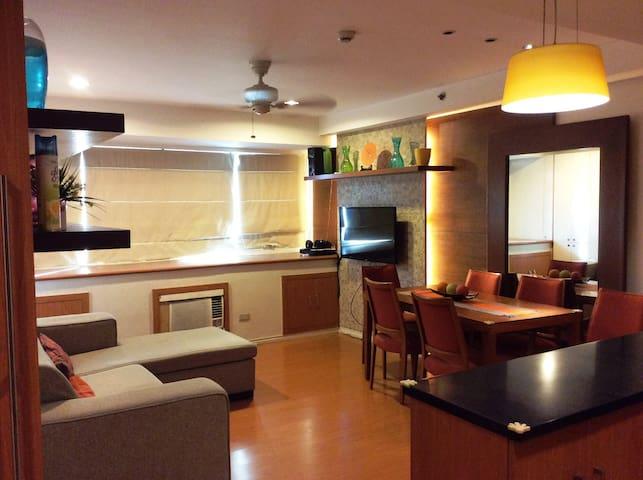 60 sq m 1 bedroom condo