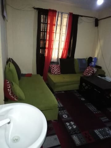 comfy private rooms near JKIA & SGR