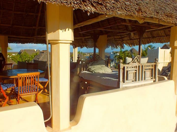Sunny room near the beach