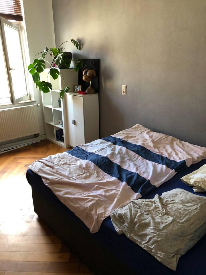 Zimmer 15.4.2021-01.06.2021 zu vermieten